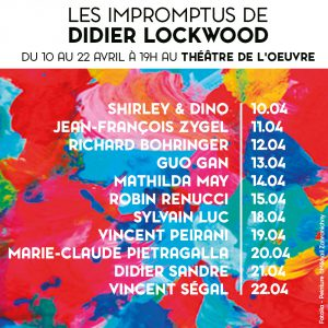 Line up Didier Lockwood