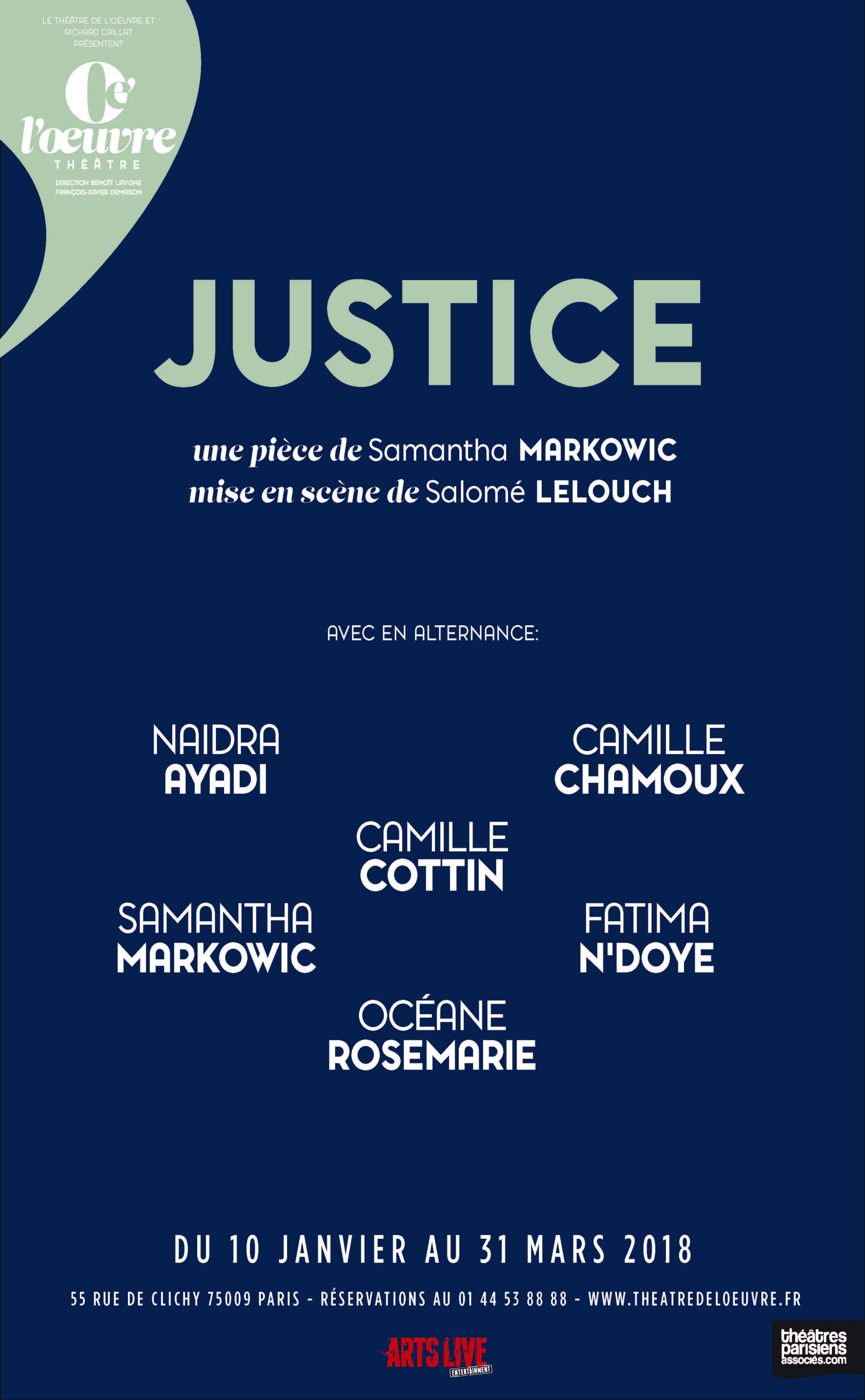 40X60 JUSTICE 1 + logo